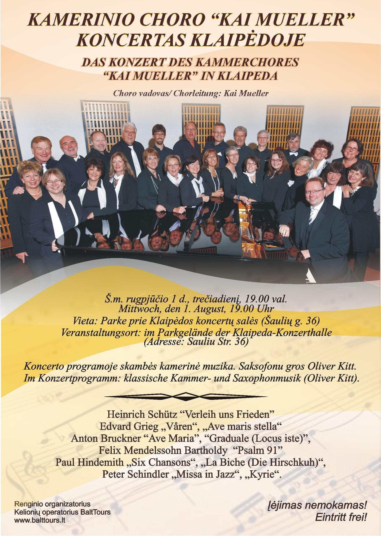 Chamber Choir Kai Mueller