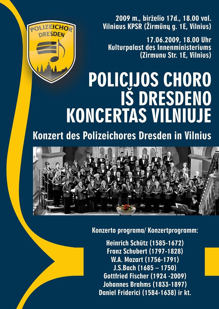 Police Choir Dresden