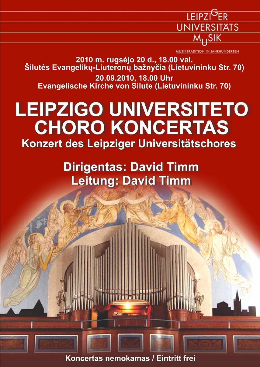 Leipzig University Choir