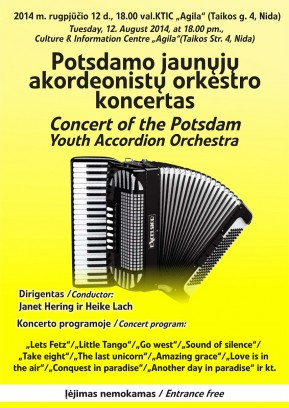 Youth Accordion Orchestra